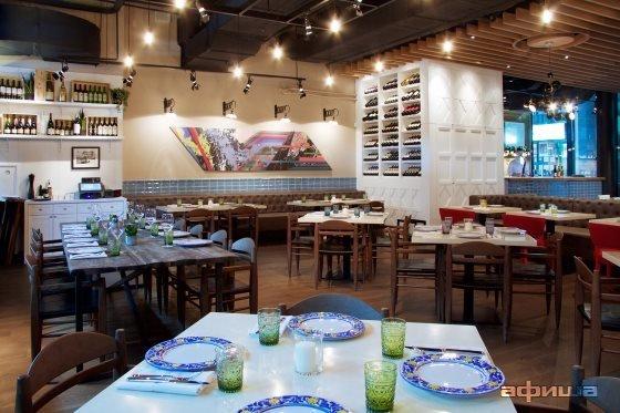 Ресторан Trattoria siciliana - фотография 13