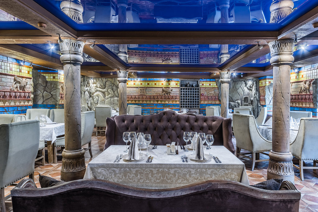 Ресторан Менуа - фотография 10