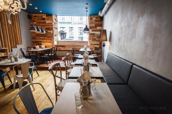 Ресторан Общество чистых тарелок - фотография 7