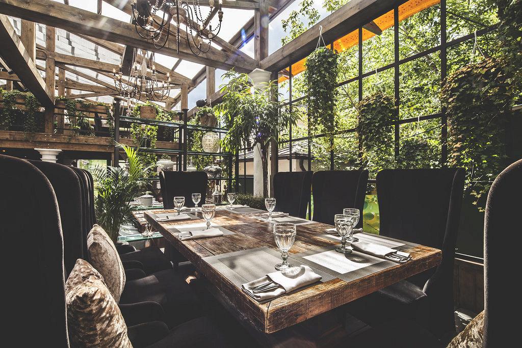 Ресторан Modus Café - фотография 4