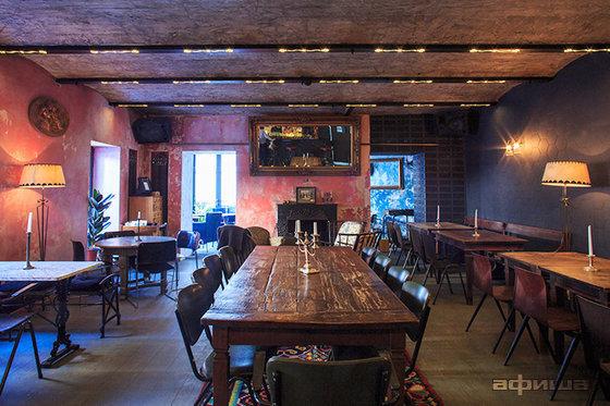 Ресторан Blum Café - фотография 14
