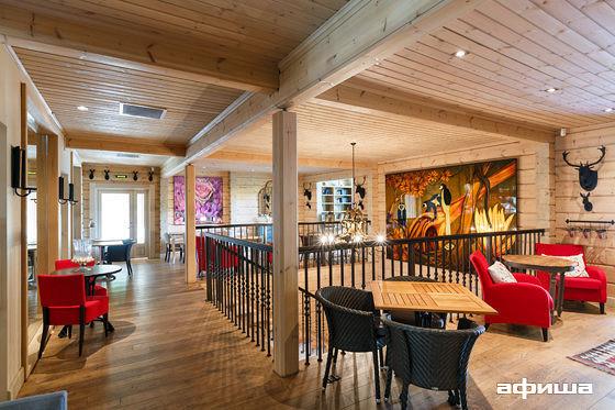 Ресторан Рыба на даче - фотография 10