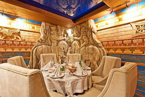Ресторан Менуа - фотография 1