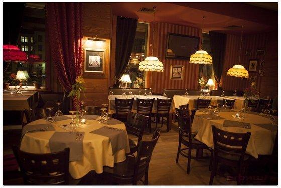 Ресторан 48 стульев - фотография 16