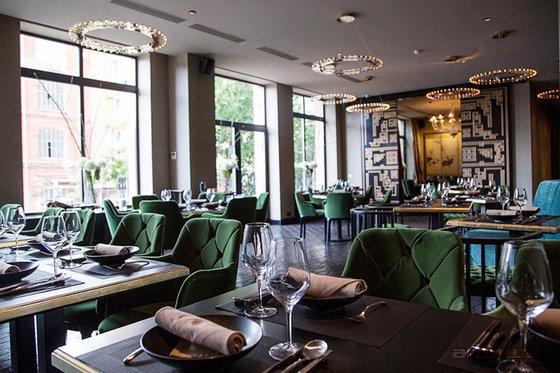 Ресторан Elements by Edward Kwon - фотография 17