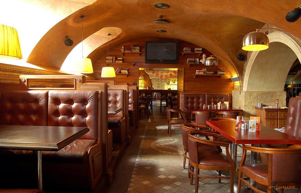Ресторан Пивная библиотека - фотография 2