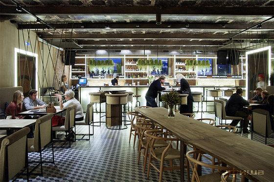 Ресторан Суп-кафе - фотография 12
