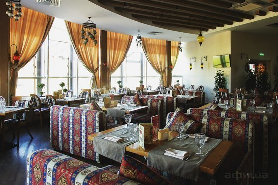 Ресторан Афиет - фотография 2