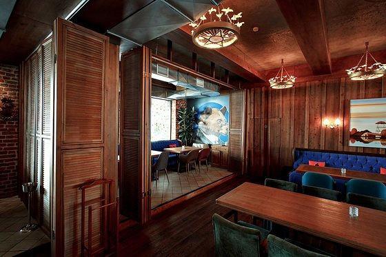Ресторан Rodina южной кухни - фотография 9