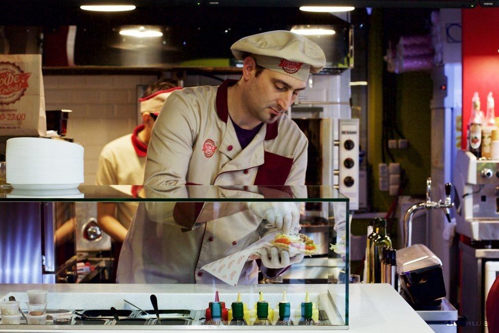 Ресторан Grill & Gyros - фотография 9