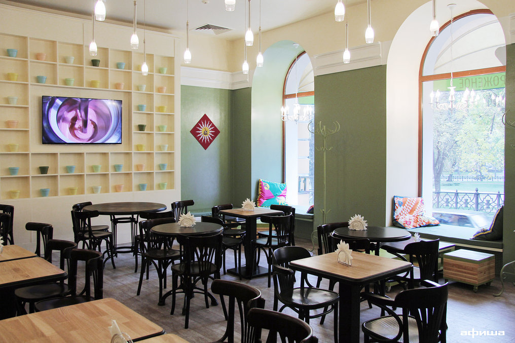 Ресторан Пломбир - фотография 9