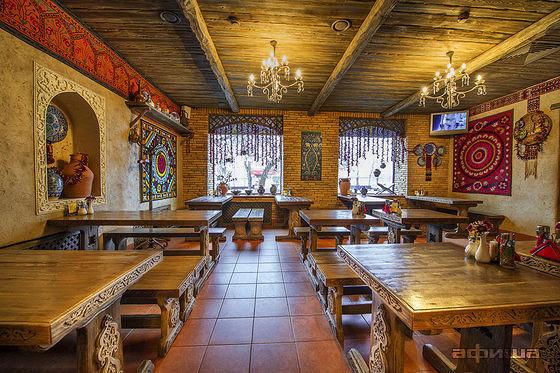 Ресторан Нигора - фотография 6