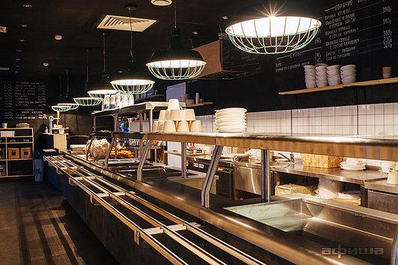 Ресторан Метеор - фотография 10