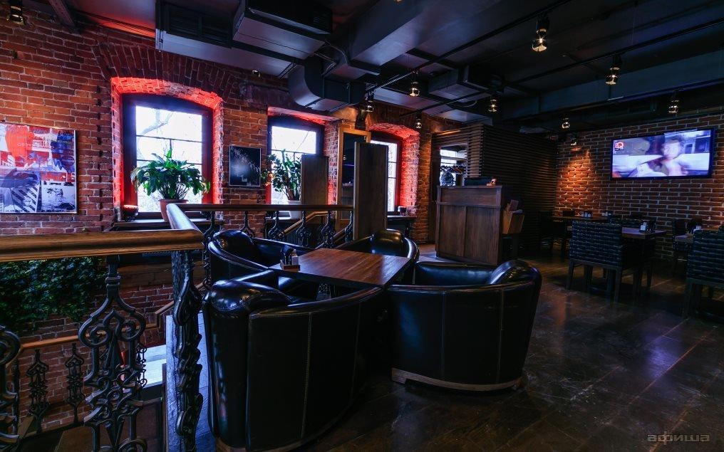 Ресторан Bar BQ Café на Пятницкой - фотография 15