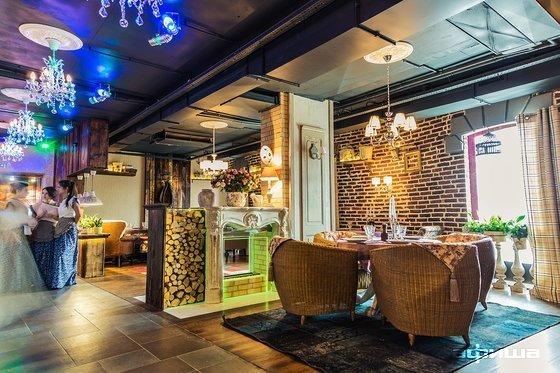 Ресторан Boho-chic Bar - фотография 8
