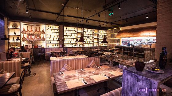 Ресторан La scarpetta - фотография 19