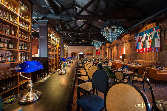 Ресторан Булгаков - фотография 14