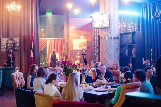 Ресторан Prana Bar - фотография 9