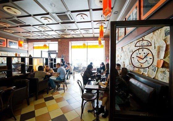 Ресторан Питькофе: Шахматы - фотография 5