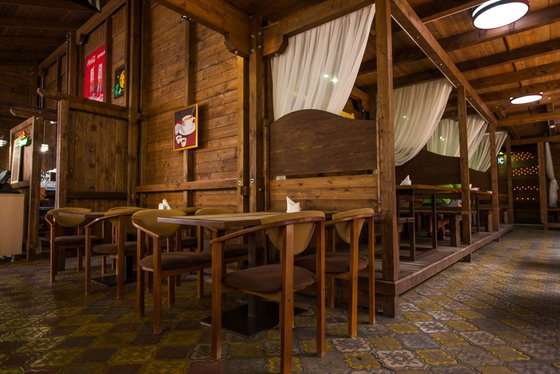 Ресторан Две пальмы - фотография 6