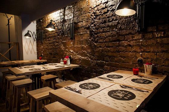 Ресторан Cure Bar - фотография 11