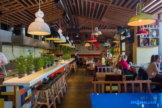 Ресторан Марчеллис - фотография 11