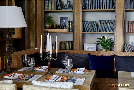Ресторан Мамалыга - фотография 7