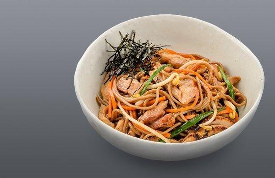 Ресторан Гин-но Таки - фотография 12