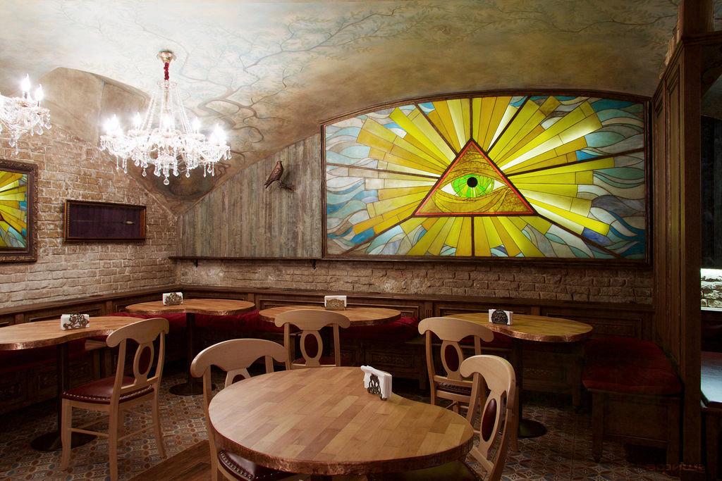 Ресторан Mitzva Bar - фотография 20