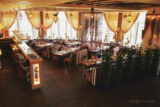 Ресторан Афиет - фотография 1