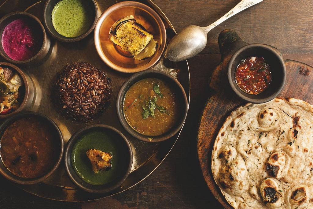 Ресторан Moscow — Delhi - фотография 9
