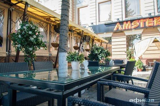 Ресторан Amsterdam - фотография 10