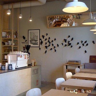 Ресторан Pitchii Coffee & Wine - фотография 7