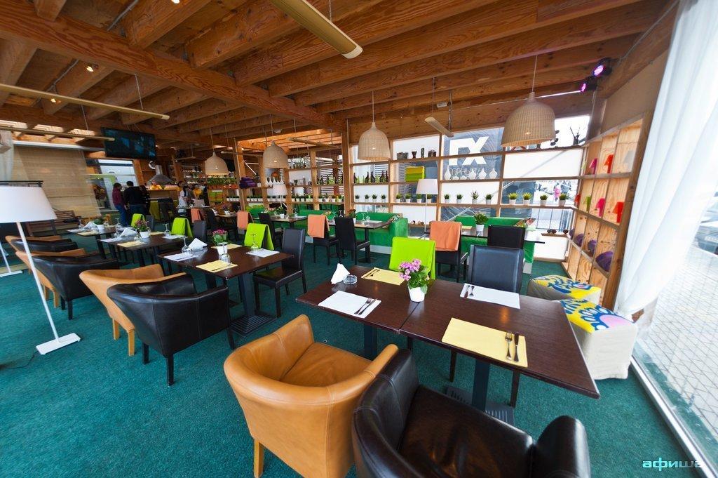 Ресторан Fabrika Кухня - фотография 8