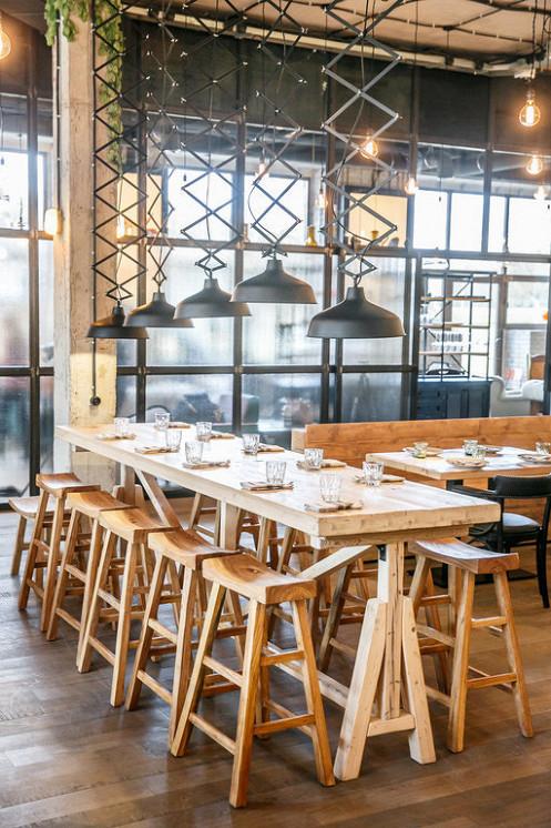 Ресторан Ферма Бенуа - фотография 12