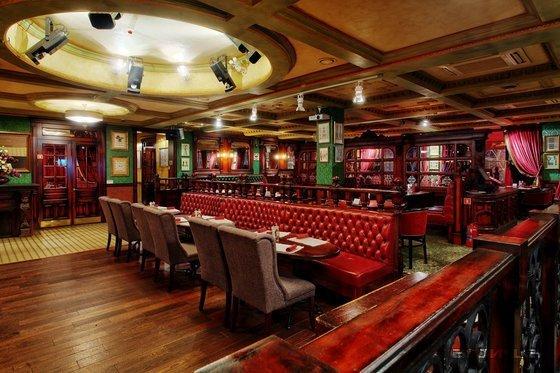 Ресторан James  - фотография 7