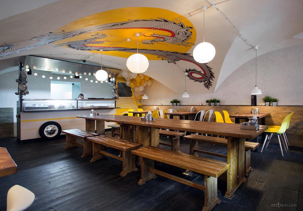 Ресторан Kim & Chi - фотография 15