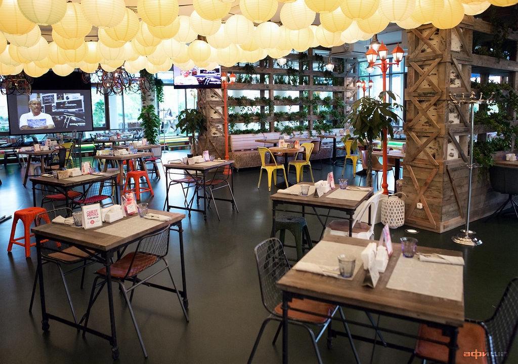 Ресторан Food Park - фотография 2