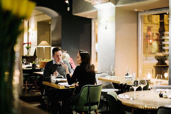 Ресторан Jérôme - фотография 33