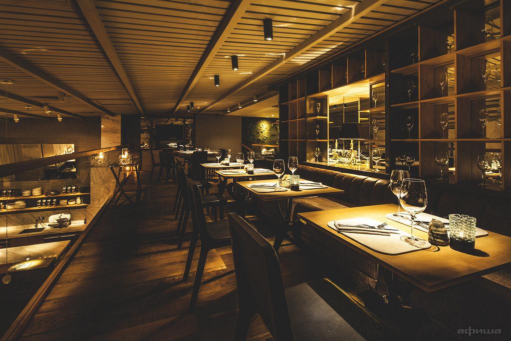 Ресторан Mushrooms - фотография 1