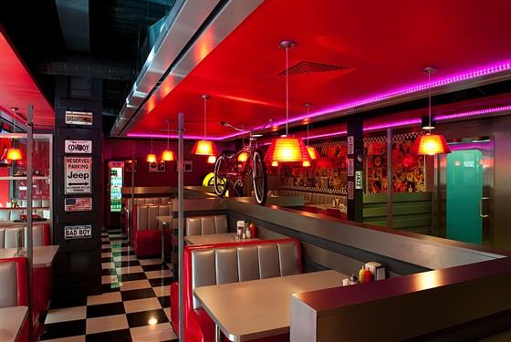 Ресторан Stop Diner - фотография 1