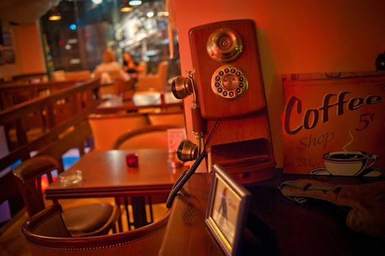 Ресторан Авиатор - фотография 8 - Интерьер клуба