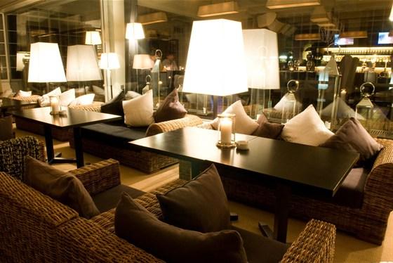 Ресторан Royal Bar - фотография 12 - Веранда