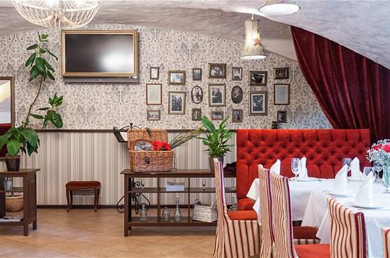 Ресторан Распутин - фотография 21 - Кафе Распутин/Rasputin cafe