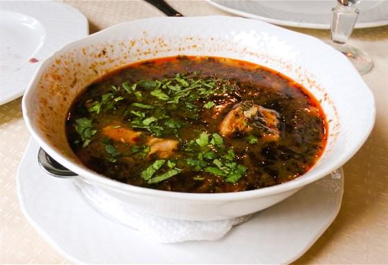 Ресторан Хинкальная - фотография 12 - Харчо