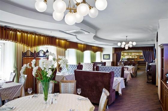 Ресторан Неглинный верх Café & Grill - фотография 9