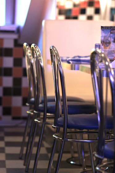 Ресторан Frendy's - фотография 6 - Chairs