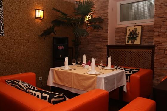 Ресторан Синяя река - фотография 11 - Третий зал