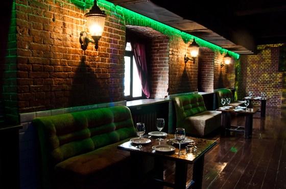 Ресторан Сивка-Бурка - фотография 12 - Караоке кафе Сивка-Бурка