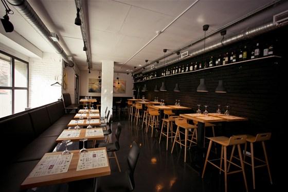 Ресторан Vinostudia - фотография 3